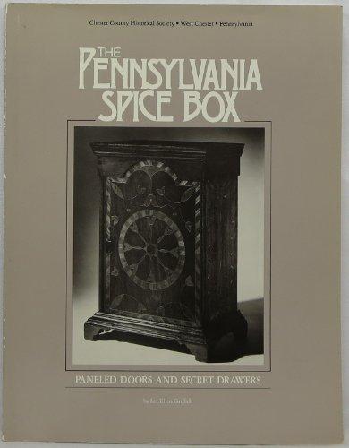 9789998082731: Pennsylvania Spice Box: Paneled Doors and Secret Drawers