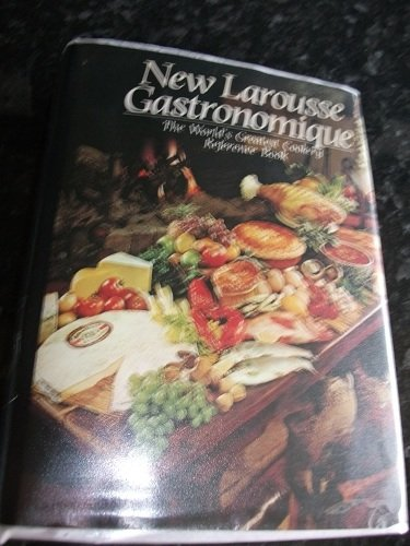 9789998084001: New Larousse Gastronomique: The World's Greatest Cookery Reference Book (R335)