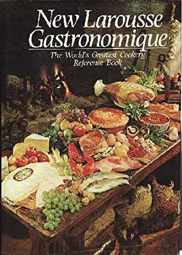 New Larousse Gastronomique: The World's Greatest Cookery Reference Book (9998084008) by Montagne, Prosper