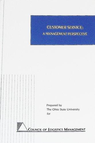 la londe - customer service a management perspective - AbeBooks