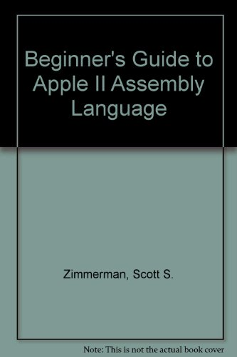 9789998167155: Beginner's Guide to Apple II Assembly Language