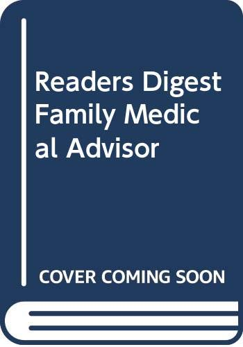 9789998206533: Readers Digest Family Medical Advisor
