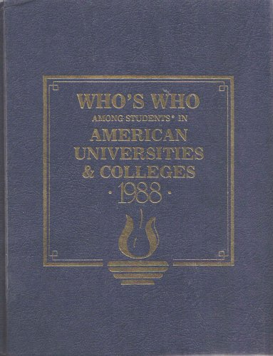 Who's Who Among Students in American Universities: Pettus Randall