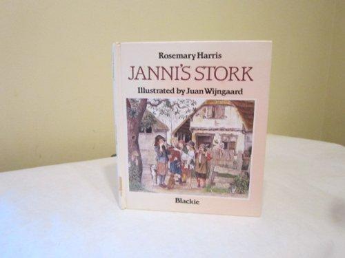 9789998446724: Janni's Stork