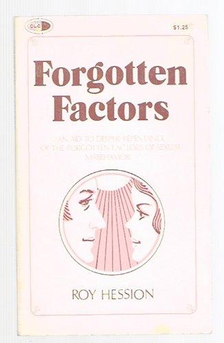 9789998470484: Forgotten Factors