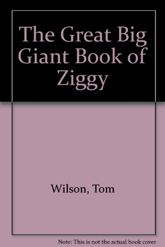 9789998699519: The Great Big Giant Book of Ziggy