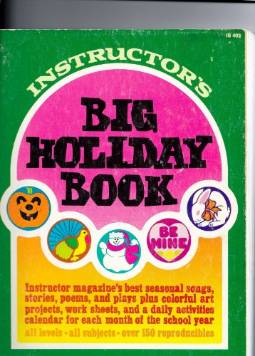 9789998838772: Instructor's Big Holiday Book