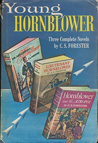 9789998956872: Young Hornblower