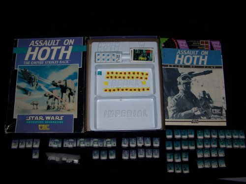 9789998996281: Assault on Hoth Board Game