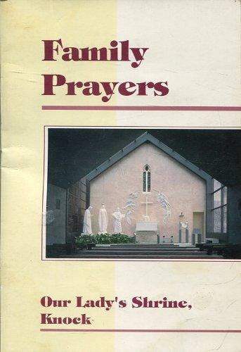 9789999007580: Family Prayers: Our Lady's Shrine, Knock