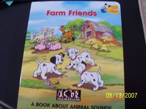 Farm Friends (A Book About Animal Sounds;