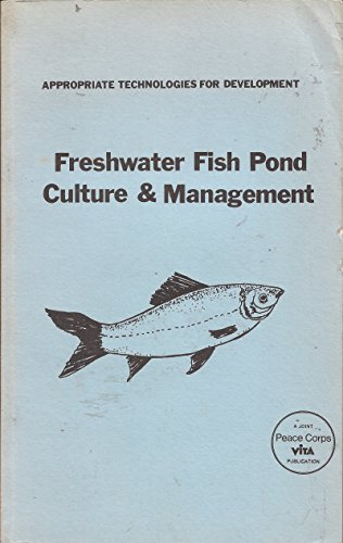 9789999037105: Freshwater Fish Pond Culture and Management