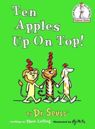 9789999098823: Ten Apples Up On Top!