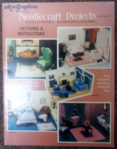9789999123464: Miniature Needlecraft Projects