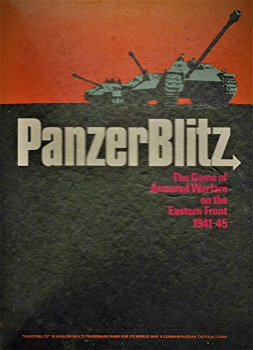 9789999141529: Panzer Blitz: The Game of Armored Warfare on the Eastern Front 1941-45/807