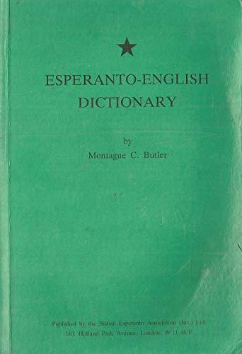 9789999184663: Esperanto-English Dictionary