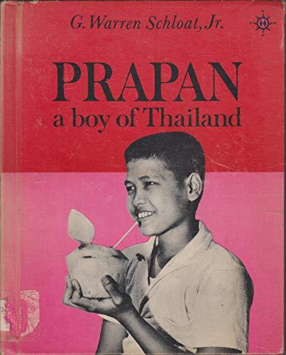 9789999237802: Prapan: A Boy of Thailand