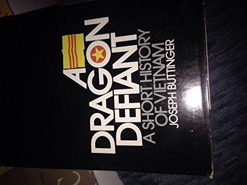 9789999237994: A Dragon Defiant