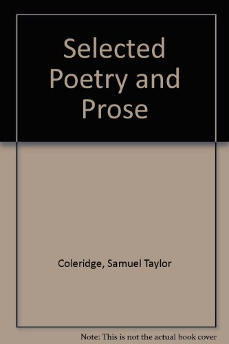 9789999372596: Selected Poetry and Prose