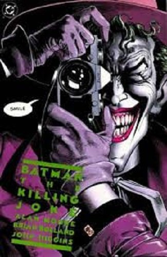 9789999390149: Batman: The Killing Joke