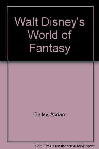 9789999390934: Walt Disney's World of Fantasy