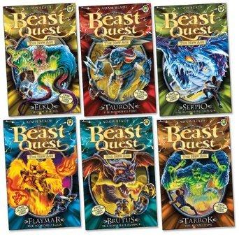 9789999463171: Beast Quest (Series 11)