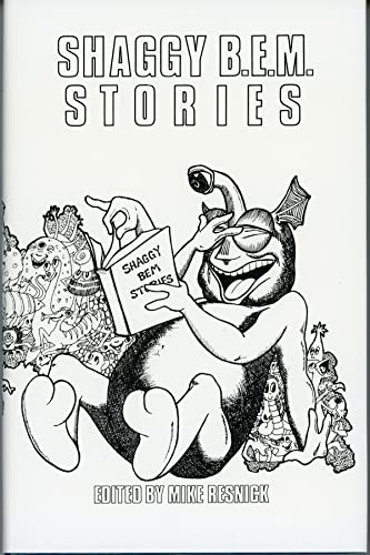 9789999501729: Shaggy B.E.M. Stories: An Anthology of Science Fiction Parodies