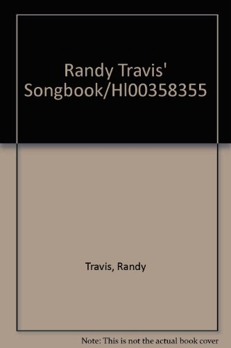 9789999600699: Randy Travis' Songbook/Hl00358355