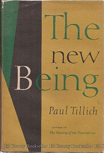 9789999655927: The New Being