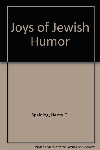 9789999675932: Joys of Jewish Humor