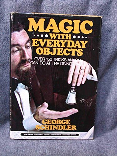 9789999701235: Magic With Everyday Objects