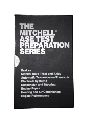 9789999723824: The Mitchell Ase Test Preparation Series