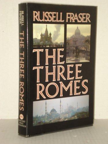 9789999732963: The Three Romes