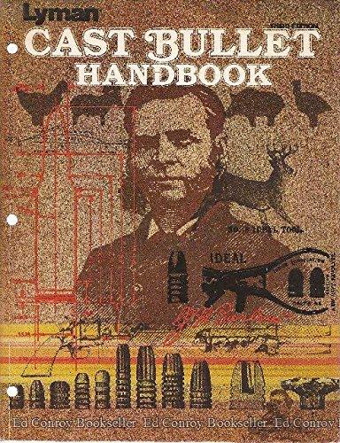 9789999768801: Lyman Cast Bullet Handbook