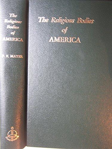 9789999770002: The Religious Bodies of America