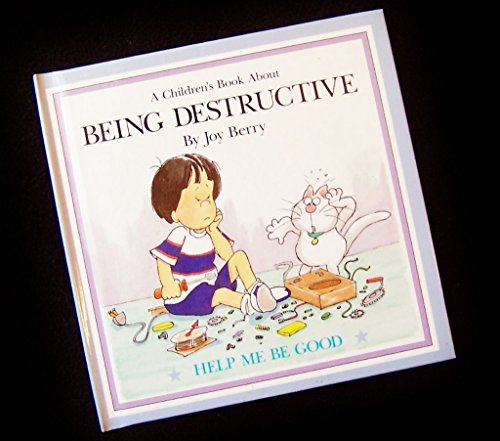 9789999881678: Being Destructive (Let's Talk About Series)