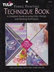 9789999906371: Fabric Painting Technique Book (#619)