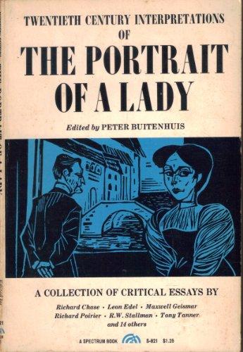 Twentieth Century Interpretations of The Portrait of: Richard Chase; Stephen