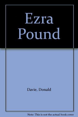 9789999939744: Ezra Pound