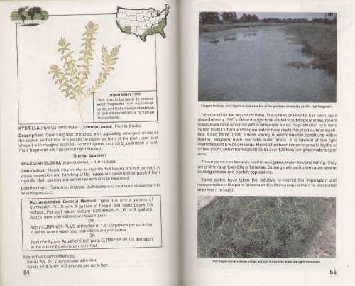 9789999944489: How to Identify and Control Water Weeds and Algae