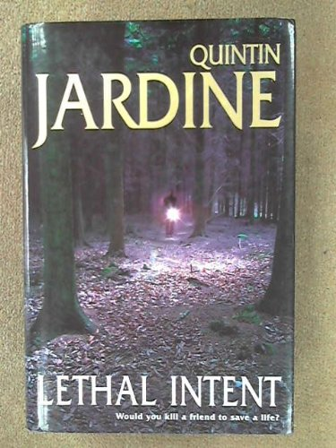 9789999976176: Lethal Intent *Signed Copy*
