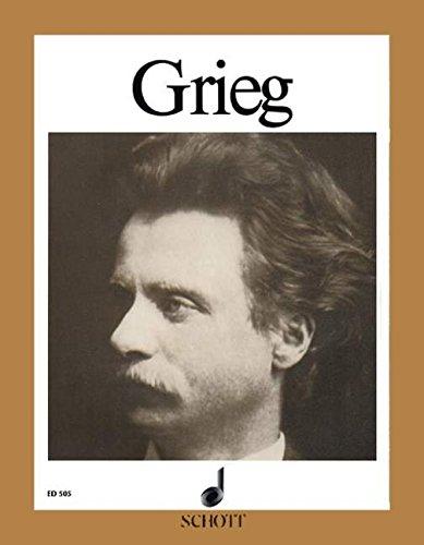 Ausgewählte Werke : für Klavier: Edvard Hagerup Grieg