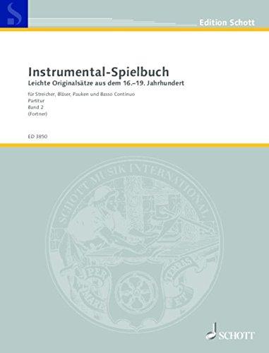 Instrumental-Spielbuch Band 2 :für Orchester