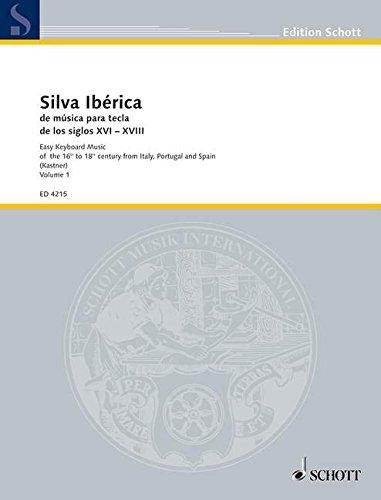 Silva Iberica Band 1 :für Cembalo