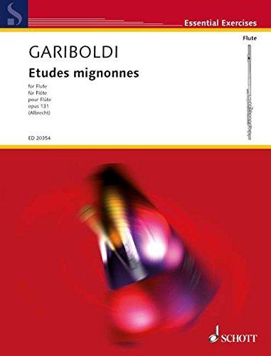 Etudes mignonnes: Giuseppe Gariboldi
