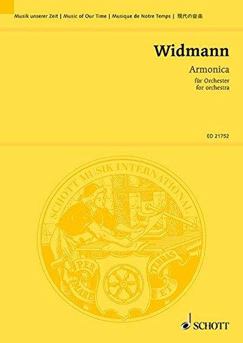Armonica :für Orchester: J�rg Widmann