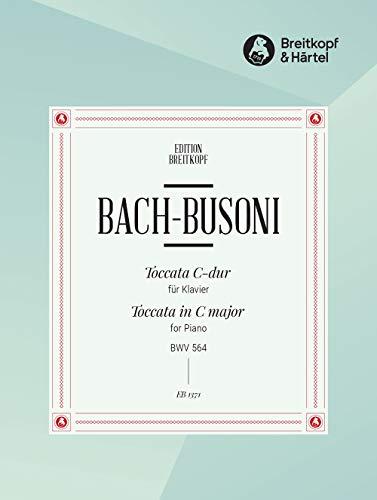 Toccata, Adagio und Fuge C-Dur BWV564 für Orgel :: Johann Sebastian Bach
