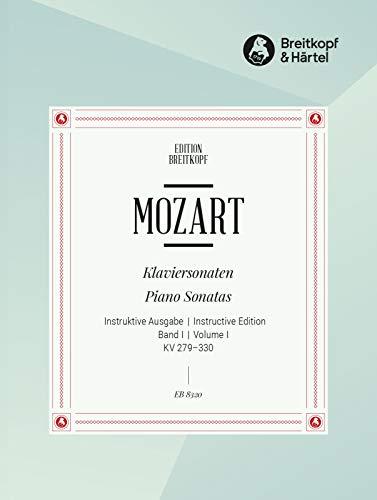Sonaten Band 1 (Nr.1-10) :für Klavier: Wolfgang Amadeus Mozart