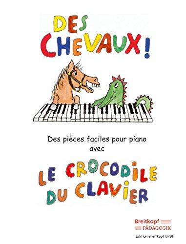 9790004182086: Des Chevaux ! Piano