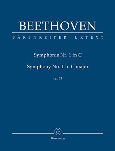9790006204243: Symphonie Nr. 1 C-Dur op. 21